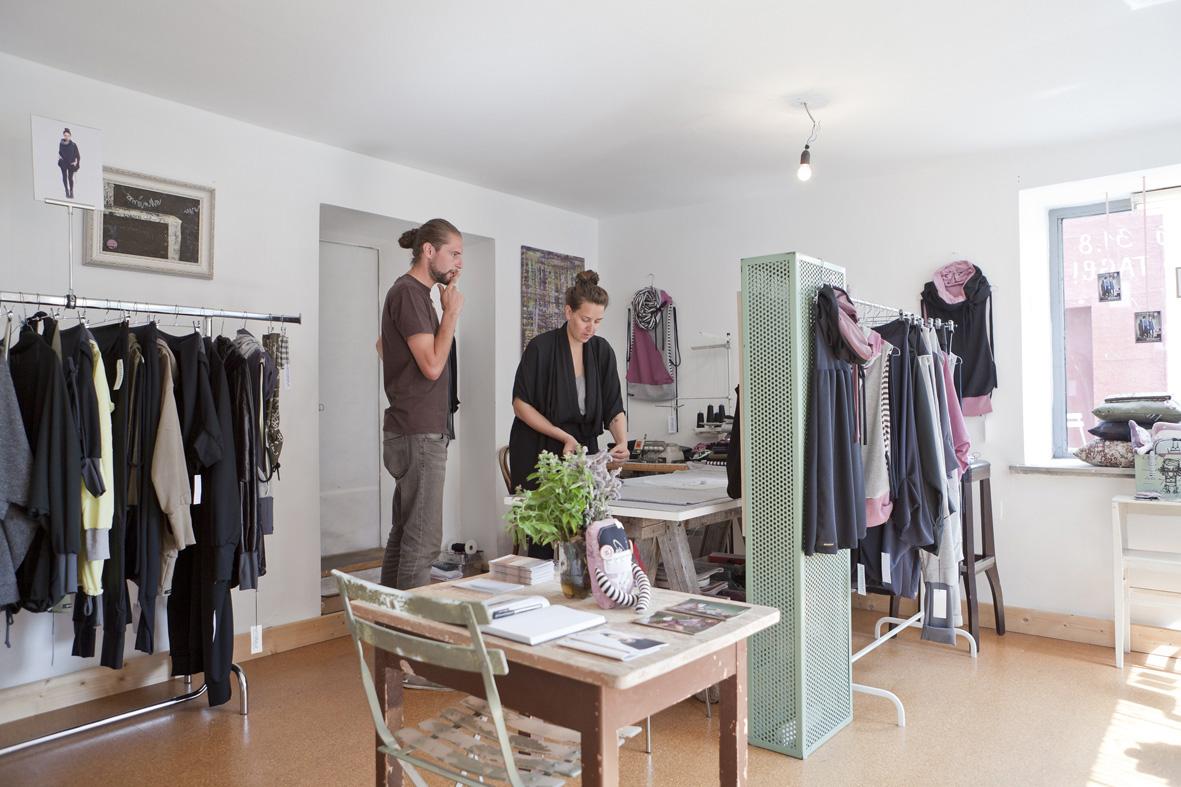 amateur-fashion birgit rampula  -  perspektiven attersee
