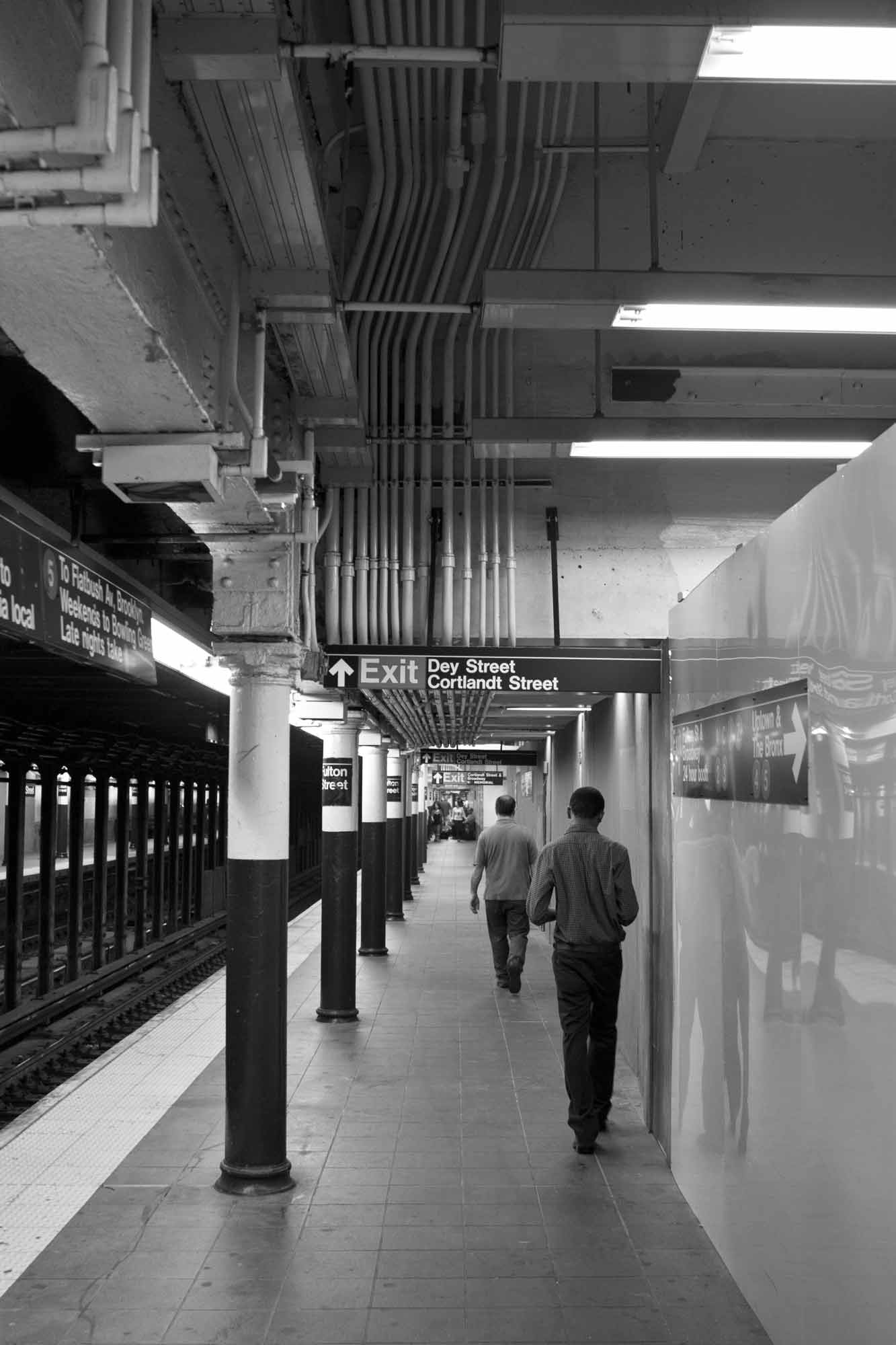 UNDERGROUND New York City