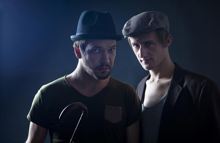 Julian & der Fux - Altes Ego PR - Nr3
